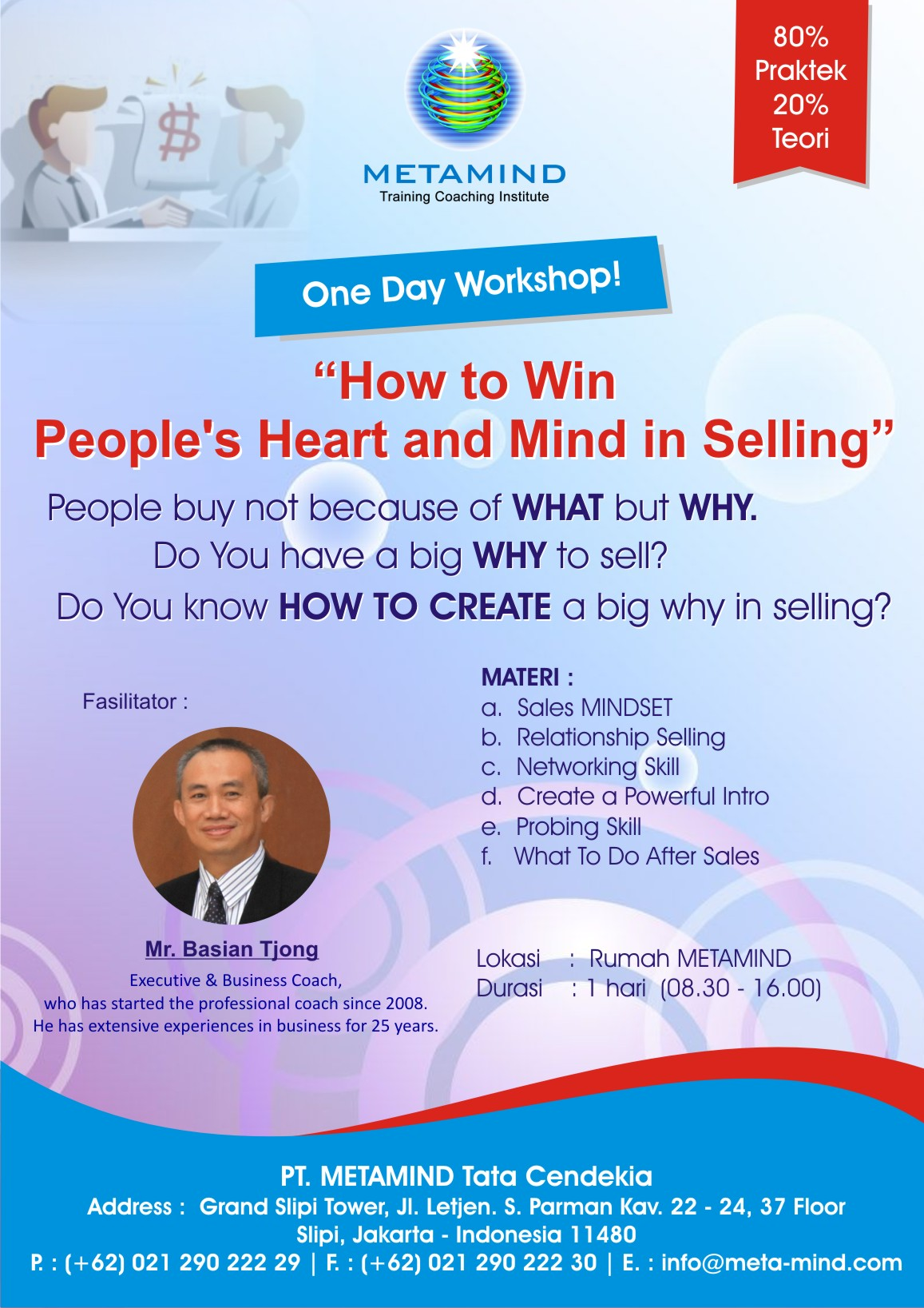 How to Win People Heart and Mind in selling